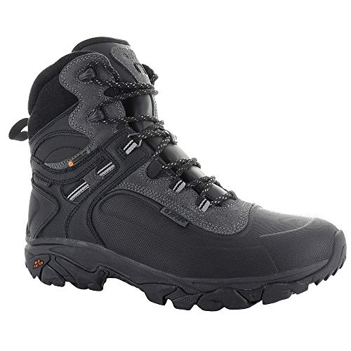 Hi-Tec Men's Ravus Chill 200 I WP Boots Charcoal/Black 11 M