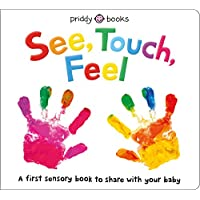 See Touch Feel A First Sensory Book