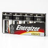 9V Alkaline Battery Bulk Pack - 4-Pack