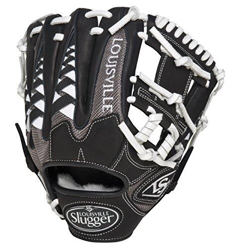 Louisville Slugger FGHDWT5 HD9 White Fielding Glove, 11.25-Inch, Right Hand Throw