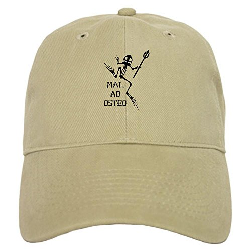 Seal Team Trident - CafePress - Desert Frog w Trident - MAO Cap - Baseball Cap with Adjustable Closure, Unique Printed Baseball Hat