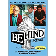 Behind the Scenes, Vol. 1: Painting and Drawing (2002)