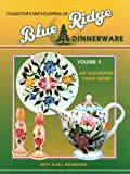 Collector's Encyclopedia of Blue Ridge Dinnerware, Betty Newbound and Bill Newbound, 157432005X