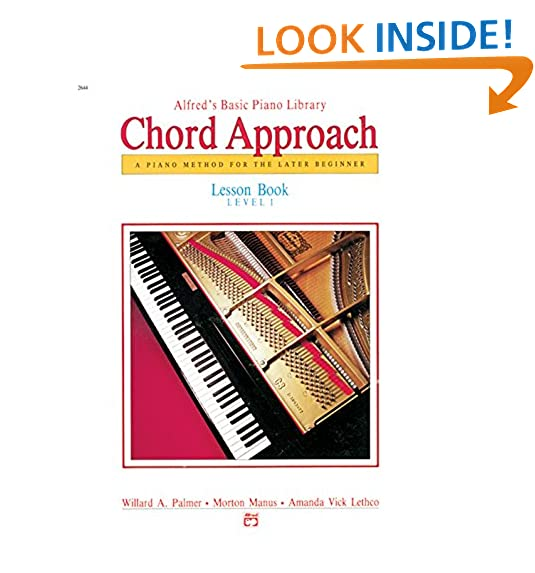 Piano Chords Instruction Books Amazon