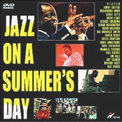 真夏の夜のジャズ [DVD] B00005LMGI