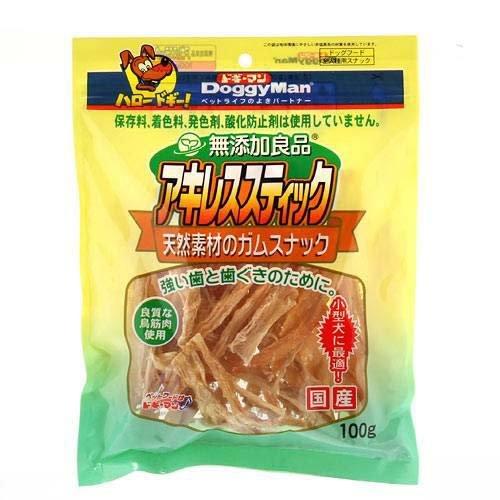 無添加良品アキレススティック(100g)×24【ケース販売】 B0069062H0
