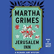 Jerusalem Inn: A Richard Jury Mystery, Book 5 | Martha Grimes