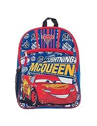 "Disney Pixar Boys' Cars Lightning McQueen 15"" Backpack"
