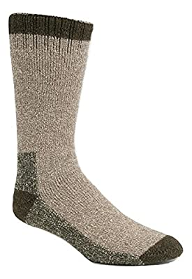 J.B. Expedition Thermal Backpacker Outdoor Sock (2 Pairs)