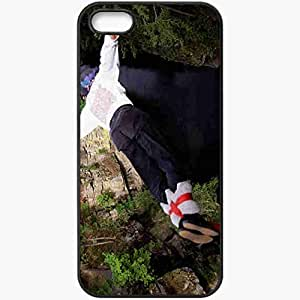 Personalized iPhone 5 5S Cell phone Case/Cover Skin 2321 1 Black