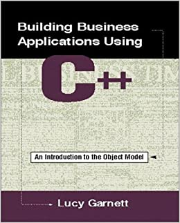 Book Object-oriented Programming with C++: A Business Perspective