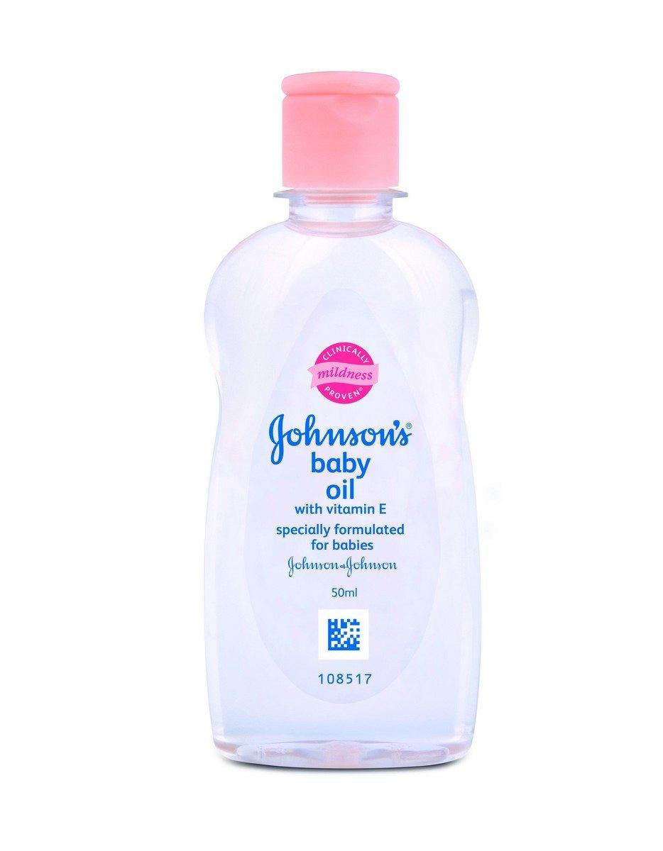 Johnson's Baby Oil 50ml Johnson' s 19602897