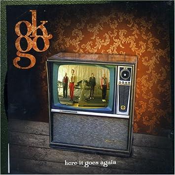Resultado de imagen de OK Go - Here It Goes Again