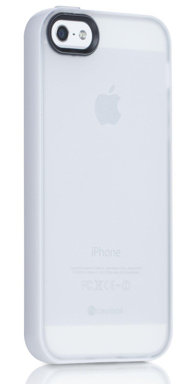 new product 118c1 4d267 Caudabe: The Perimetric (Frost/Snowflake); Premium iPhone 5/5S case ...
