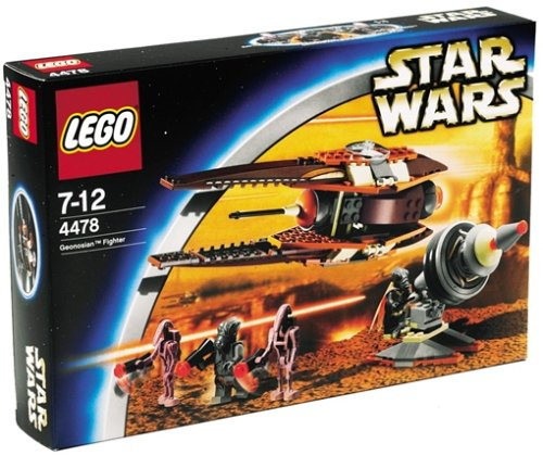 LEGO Star Wars 4478 4478 4478 - Geonosian Fighter 5a7da4
