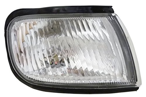 Maxima Park Lamp - Nissan Maxima 97-99 Right Park Signal Corner Side Marker Light Lamp Lens&Housing