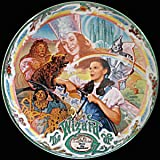 """Over the Rainbow"" - Musical Wizard of Oz Plate"