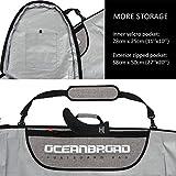 OCEANBROAD Shortboard Travel Bag Surfboard Day