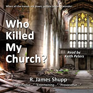 Who Killed My Church? Audiobook