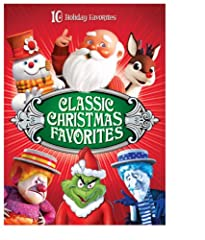 Classic Christmas Favorites (Repackage/DVD)The perfect way to get the Christmas season started. 4-disc gift set includes Rankin and Bass's most beloved Christmas specials plus the Dr. Seuss Holiday classic. DISC 1: DR. SEUSS' HOW THE GRINCH S...