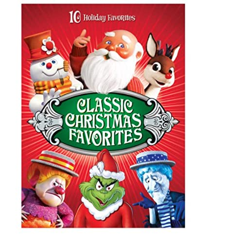 1 classic christmas favorites - Christmas Animated Images