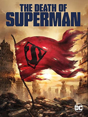 DVD : The Death of Superman