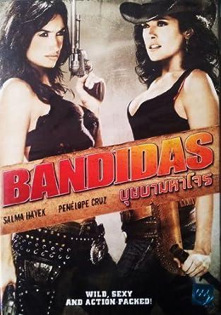 Bandidas 2006 Penlope Cruz Salma Hayek Steve Zahn DVD 2006 Amazonde  DVD  Blu-ray