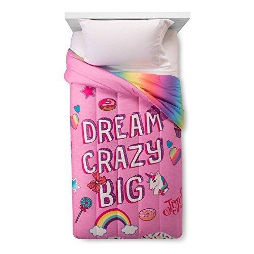 JoJo Siwa Dream Crazy Big Reversible Comforter (Twin)