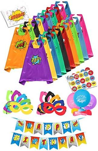 Superhero Capes Kids Toys Birthday product image