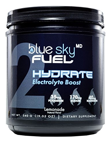 Cheap Blue Sky Fuel Hydrate All Natural Sports Drink Mix