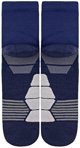 73022d078 adidas Traxion Menace Basketball/Football High Quarter Socks ...