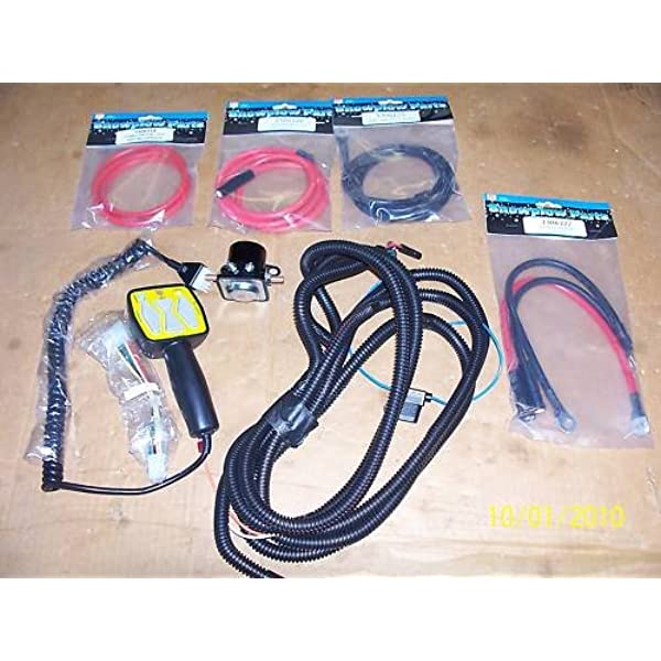 Amazon.com: Snow Plow Wiring Package for Meyer Snow Plows: AutomotiveAmazon.com