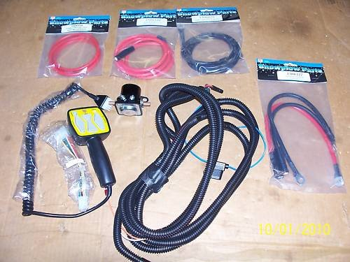 (Snow Plow Wiring Package for Meyer Snow Plows)