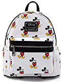 Loungefly Disney Mickey Mouse All Over Print Womens