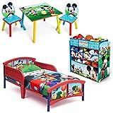 Amazon.com: Disney Delta Children Mickey Mouse Clubhouse 8-Piece ...