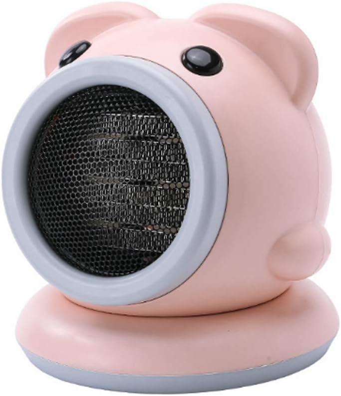 ZTBGY Calefacción Auxiliar Creativa Forma del Cerdo Tienda de ...