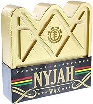 Element Nyjah Crown Skate Wax Gold Skateboard Wax