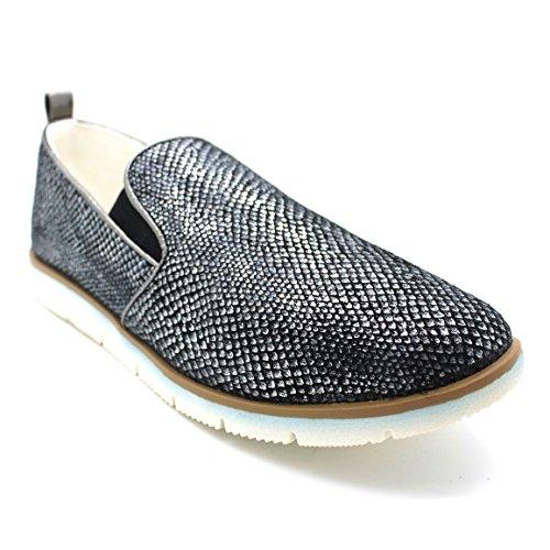 Zapato COKETT negro combinado