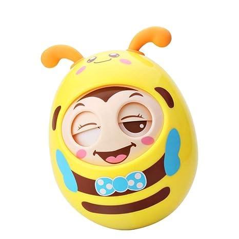 Tumbler Toys Juguetes con forma de abeja lindos Juguetes ...