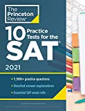 10 Practice Tests for the SAT, 2021: Extra Prep to