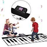 Dreamyth- Unisex Play Keyboard Musical Music Singing Gym Carpet Mat Best Kids Baby Gift 2500g