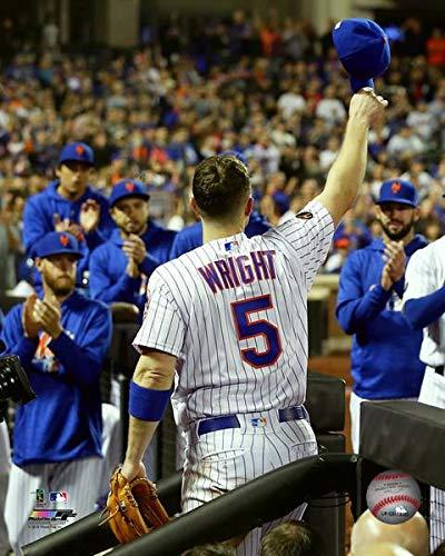 - David Wright New York Mets MLB Final Game Photo (Size: 8