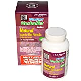 Natural Superior Stop Hair Loss Treatment for Men and Women, 120 Capsules by Bell Lifestyle