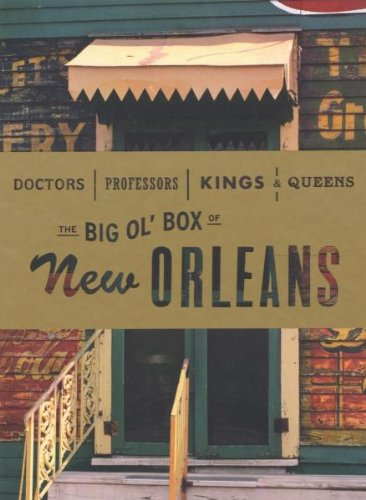 Doctors, Professors, Kings & Queens: The Big Ol' Box of New Orleans by SHOUT! FACTORY
