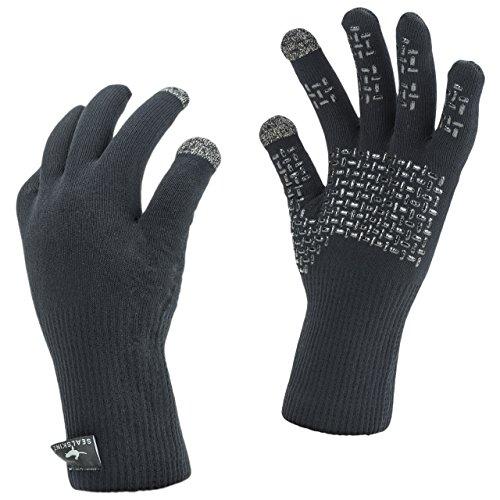 Ultra Grip Glove, Black, Medium ()