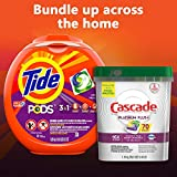 Tide Pods 3 in 1, Laundry Detergent Pacs, Spring