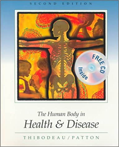 Book The Human Body in Health & Disease