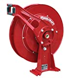 Hose Reel 3/8X50Ft Grease W/Out Hose
