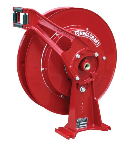 Hose Reel 3/8X50Ft Grease W/Out Hose by Reelcraft