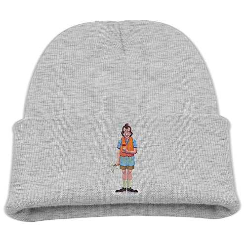 Babala What About Bob Character Boys And Girls Knitted Beanie Cap Hat Skull Cap Hat Ash (About A Boy Characters)
